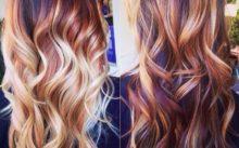 Модные и красивые цвета волос: выбери свой