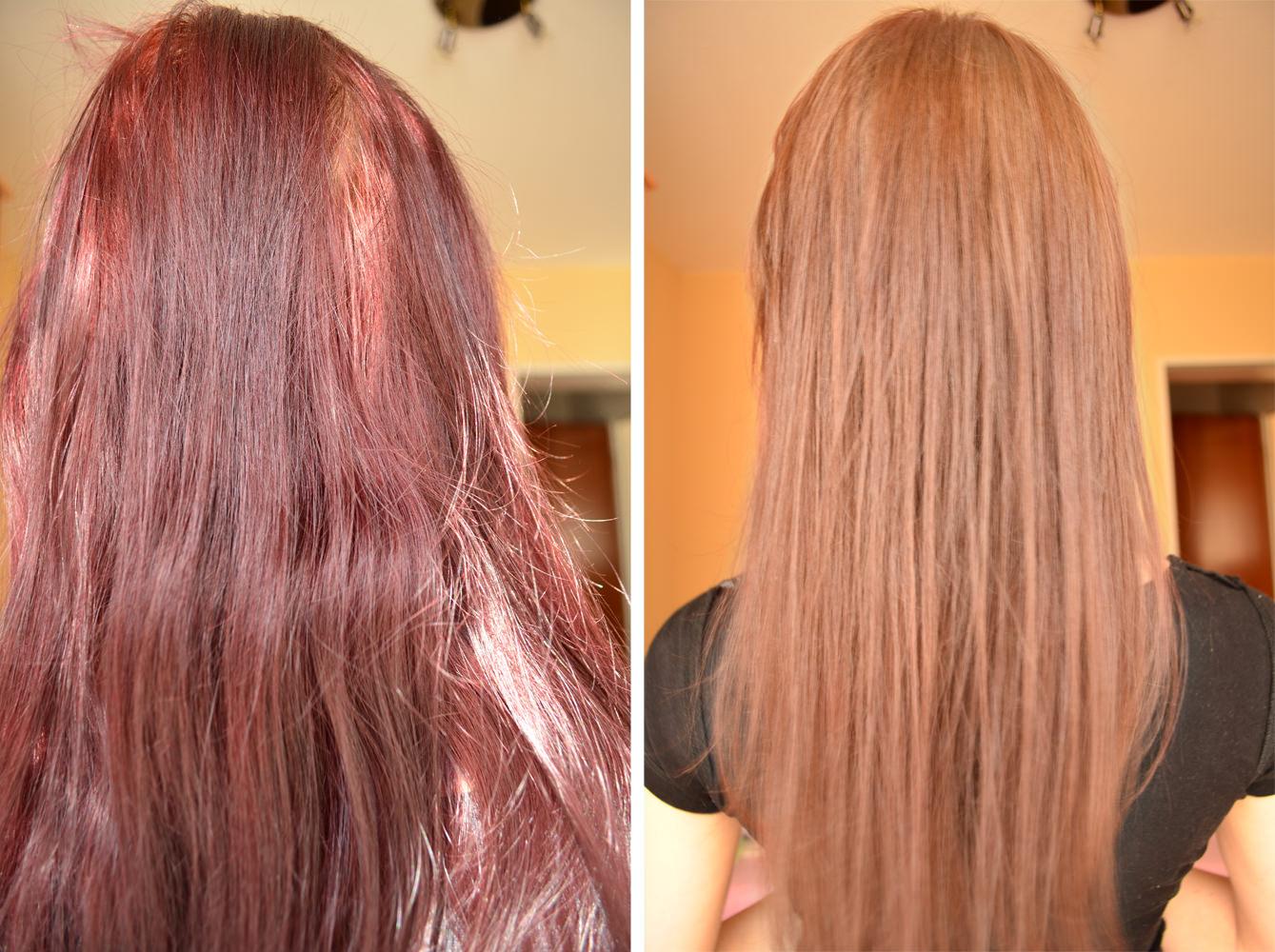 Как вывести чёрный цвет волос в домашних условиях фото