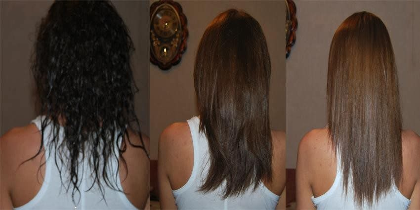 Как снять краску для волос в домашних условиях