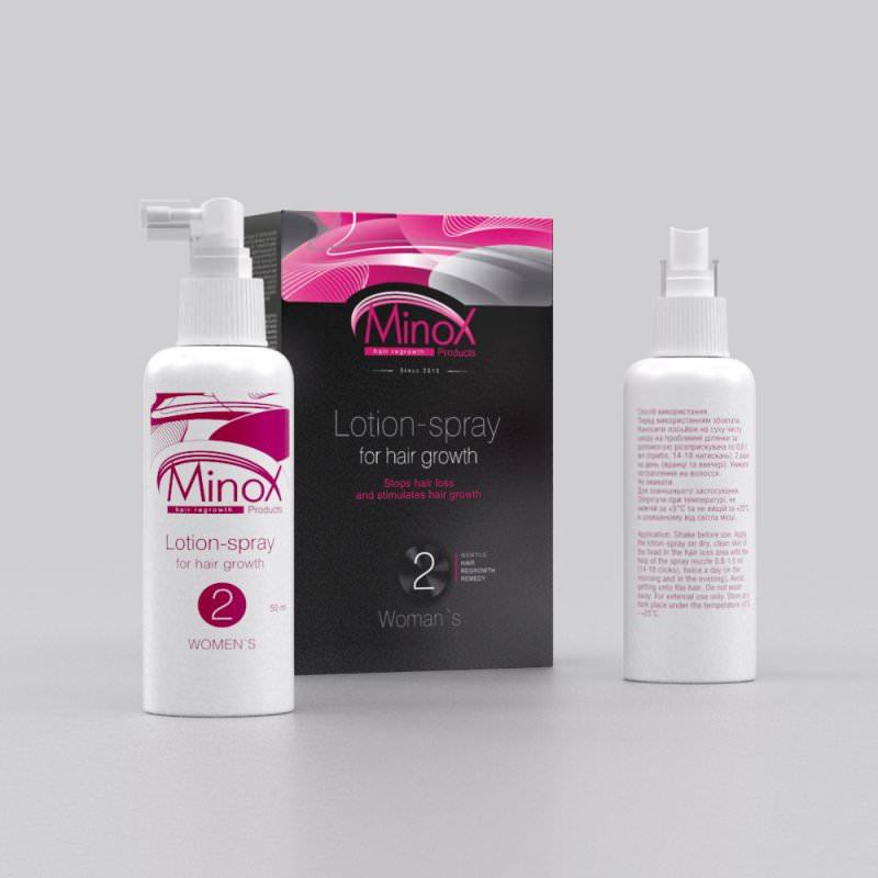 Лосьон-спрей MinoX-2