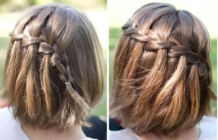 Casual-причёска