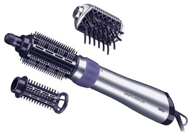 Брашинг для волос Braun AS 330