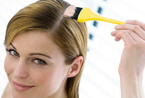 Горчичная маска для роста волос
