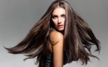 Выбираем холодные оттенки волос