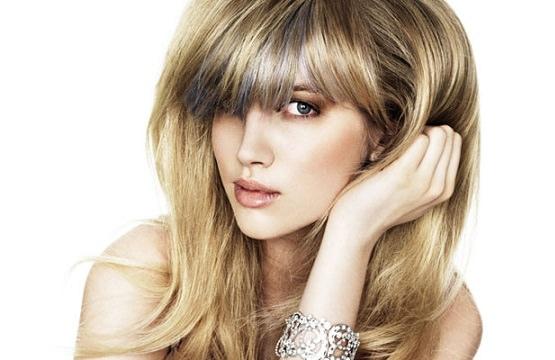 Виды колорирования светлых волос