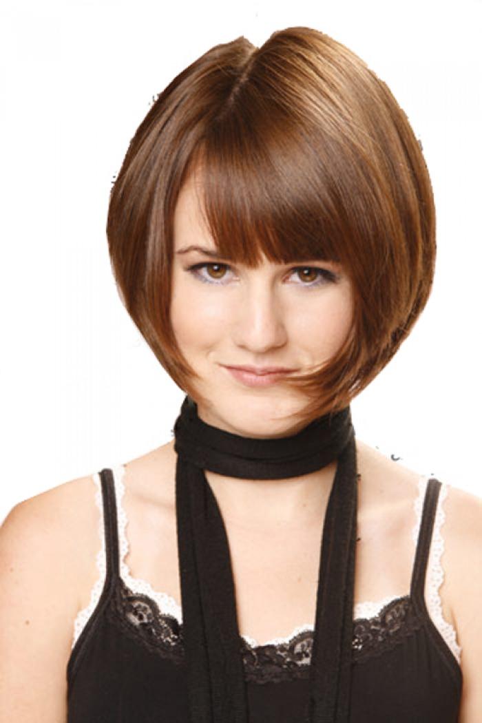 Стрижки с тонкими волосами для девушек