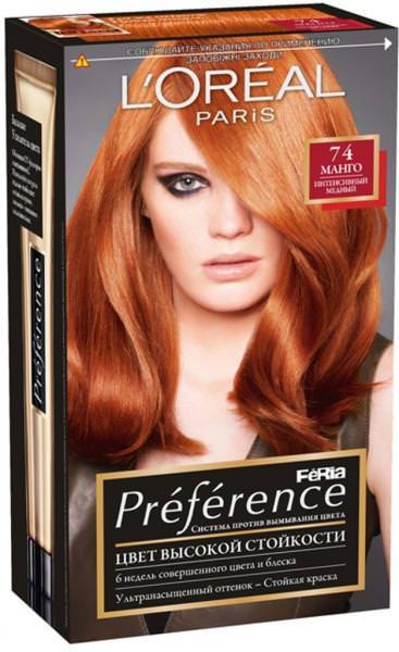 Краска для волос L'Oreal
