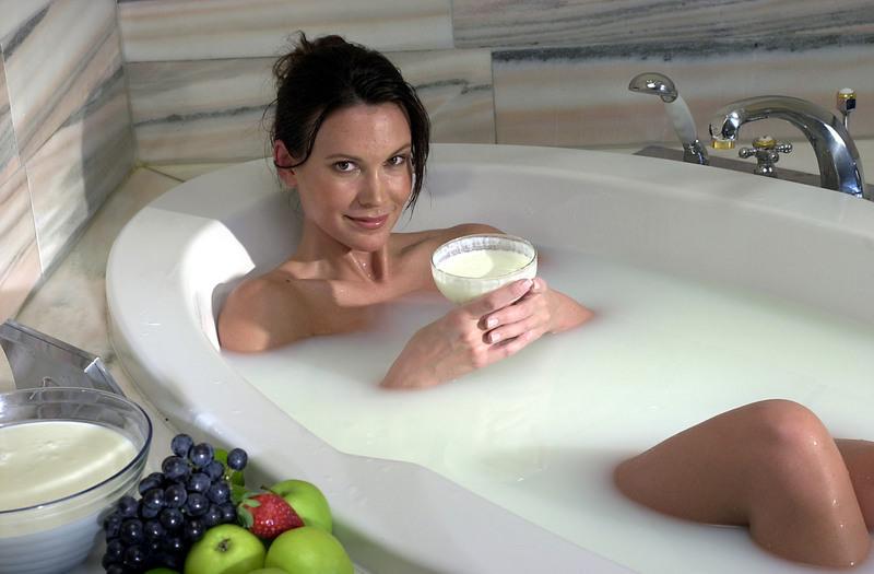 Сода для ванн