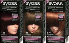 Отзывы о крем-краске для волос Syoss