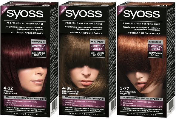 Сьес краска для волос без аммиака отзывы