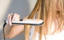 Утюг для волос