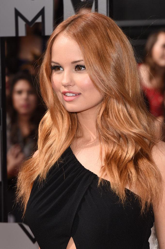Волосы карамельного цвета