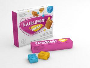 Кальцемин кидс