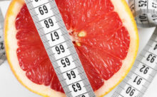 Как применять грейпфруты для похудения