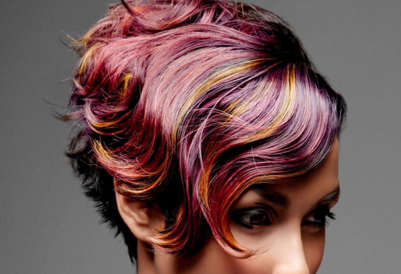 Многоцветное колорирование