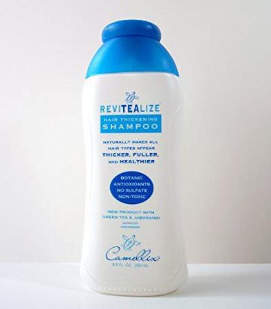 Восстановительный шампунь против перхоти от Revitealize
