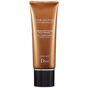 Bronze Self-Tanner Shimmering Glow от Dior