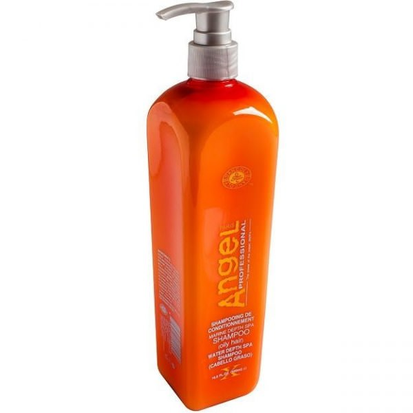 Marine Depth Spa Shampoo colored hair