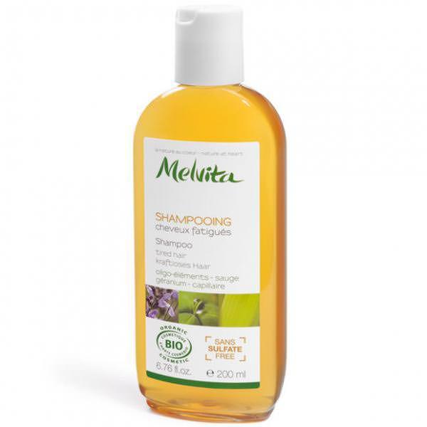 Melvita для уставших и ослабленных волос