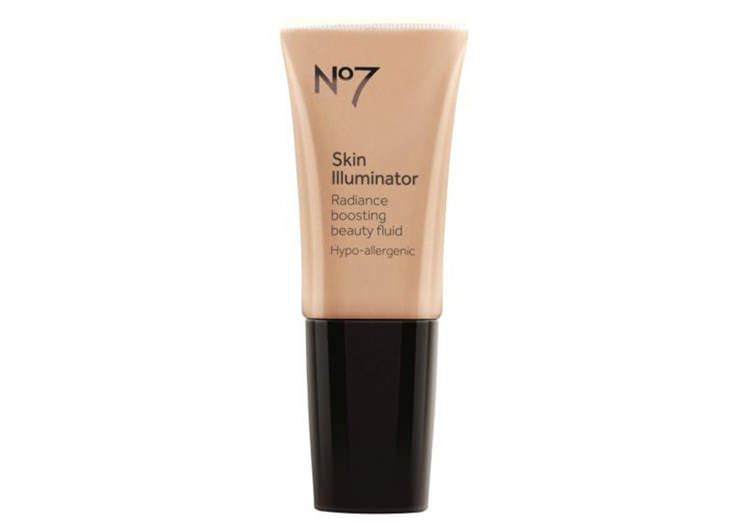 Skin Illuminator Radiance Boosting Beauty Fluid