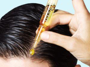 Ампула для роста волос