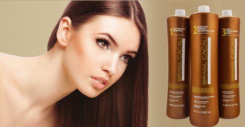 Составы для бразильского выпрямления волос