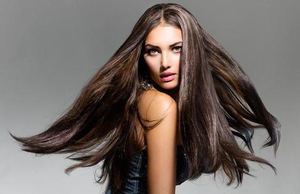 Холодные оттенки волос для русых