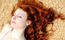 Укрепление волос бесцветной хной