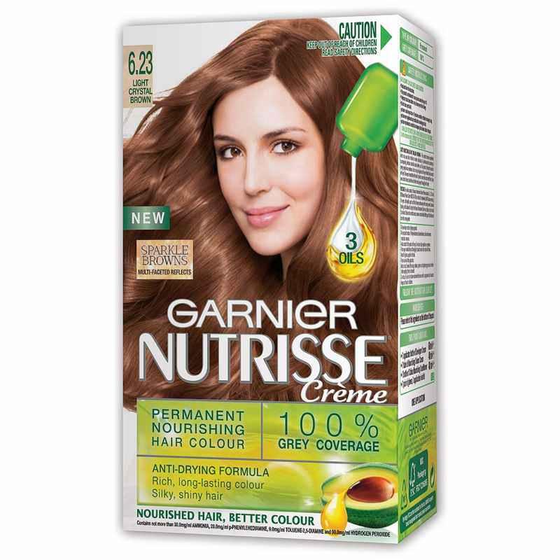 Краска для волос Garnier Nutisse Crème