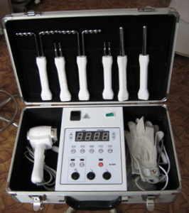 Чемолан с аппаратом для микротоков