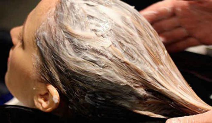 Осветление волос кефиром