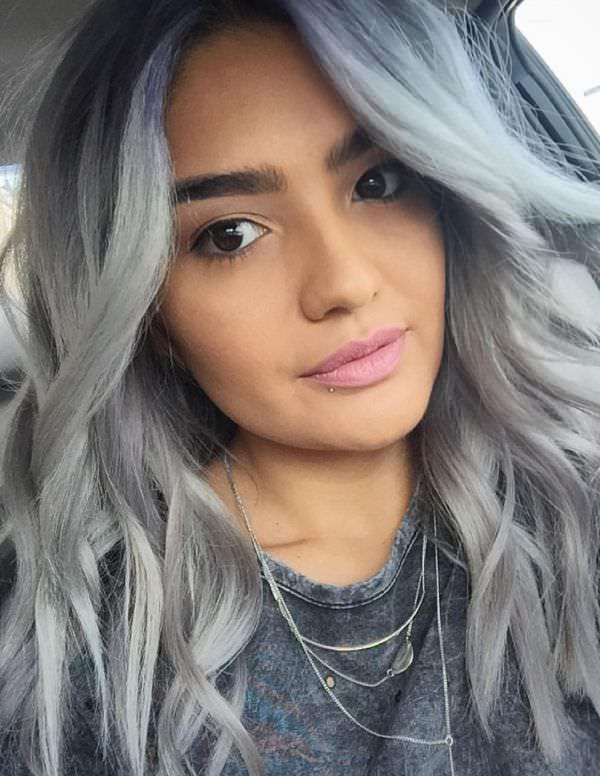 Как получить пепельный цвет волос 2019: кому идет пепельный оттенок, макияж под пепельный цвет волос