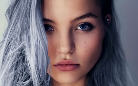 Пепельный цвет волос