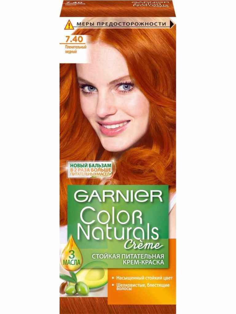 Рыжий цвет волос - кому идет, оттенки и краски, фото и отзывы Цвет Волос Медный Тициан