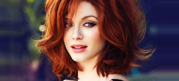 Краска для волос с рыжим оттенком палитра