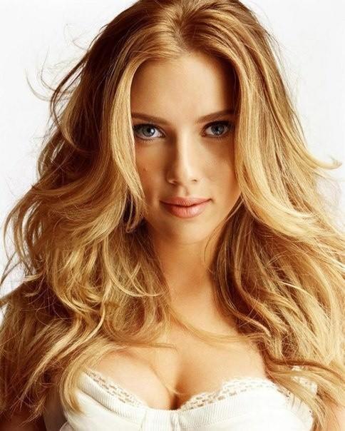 Шоколадный блондин