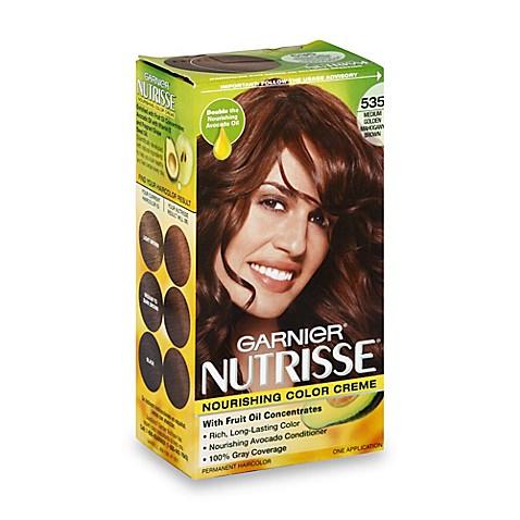 GarnierNutrisse 535 шоколадная карамель