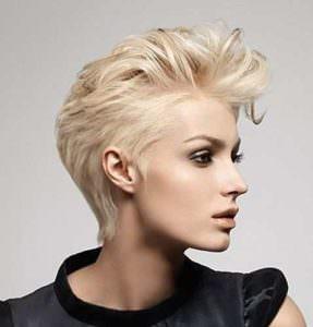 Стрижки для коротких и тонких волос с челкой